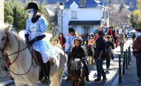 À pied ou à cheval, tous au carnaval